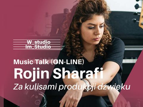 W Studio_: Rojin Sharafi